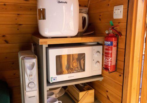 1 - Lord Derby kitchenette