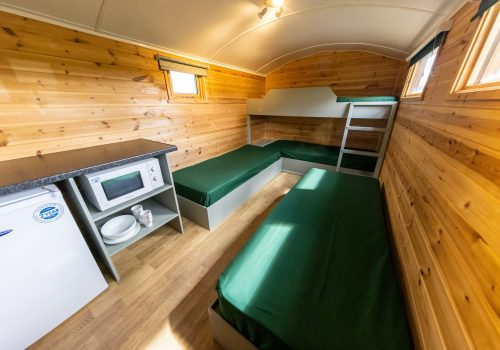 Comfort bunk and twin